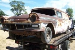 1958 Ford sedan delivery fds