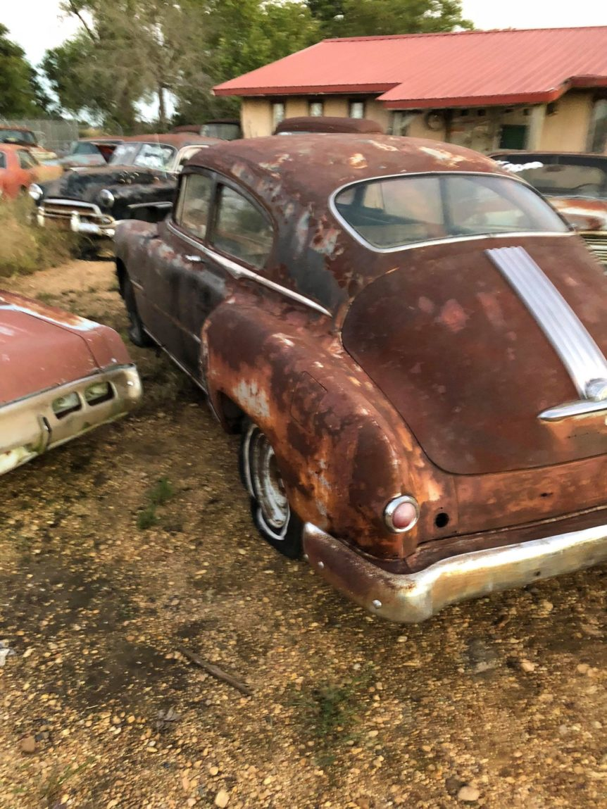 1950 Pontiac Coupe Classic Car Projects